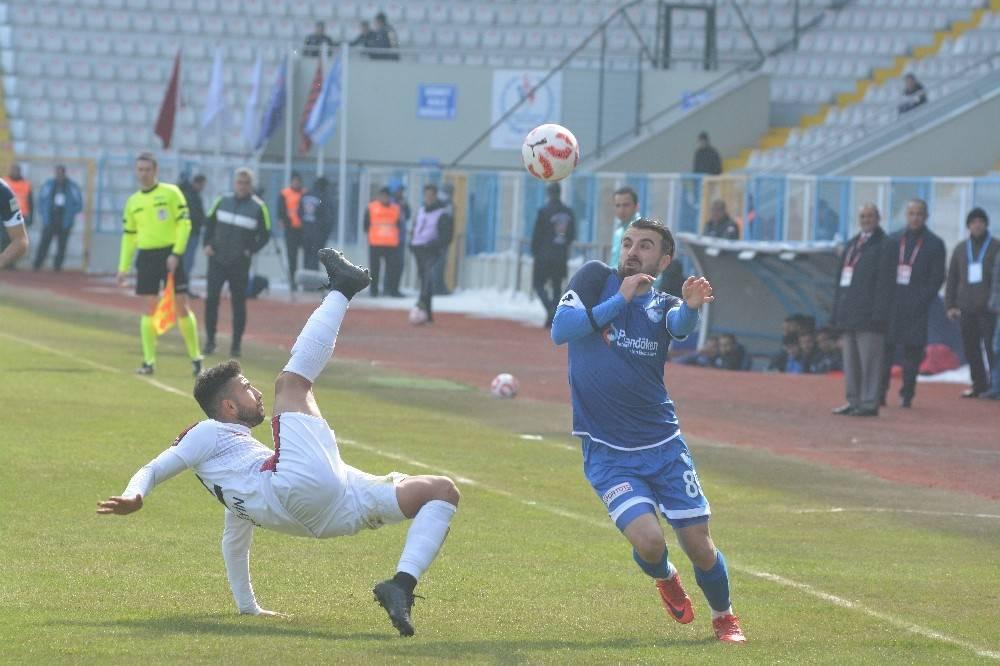 Spor Toto 1. Lig: BB Erzurumspor: 5 - Gaziantepspor: 1