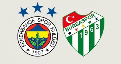 Fenerbahçe Bursaspor Şifresiz Canlı İzle