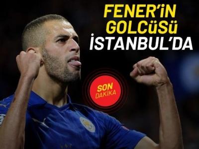 Fenerin Golcüsü İstanbul'da!