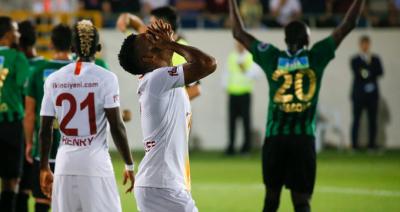Galatasaray Deplasmanda Akhisarspor'a Farklı Yenildi