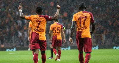 Galatasaray - Kasımpaşa Maç Sonucu: 4-1 (Özet İzle)