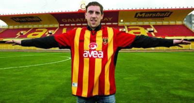 Galatasaray'ın 24 Milyon Euro'luk Ribery Davası Sonuçlandı