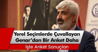 Genar'dan bir anket daha! 'Pazar seçim olsa Türkiye hangi partiye oy verecek'