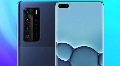 Huawei P40 Resmi Görselleri Piyasaya Sızdırıldı