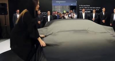 İran'ın Yerli Otomobili Dünyada Gündem Oldu