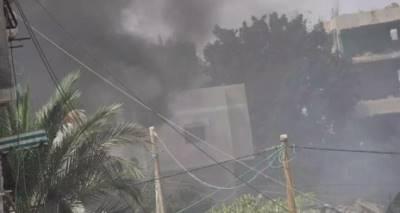 İsrail, Gazze'de göstericilere müdahale etti ölü ve yaralılar var..!!