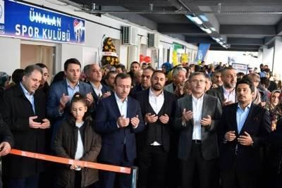 İstanbul Üsküdar'da 14'üncü bilgi evi..