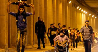İstanbul'daki Suriyeliler Ülkelerine Dönüyor