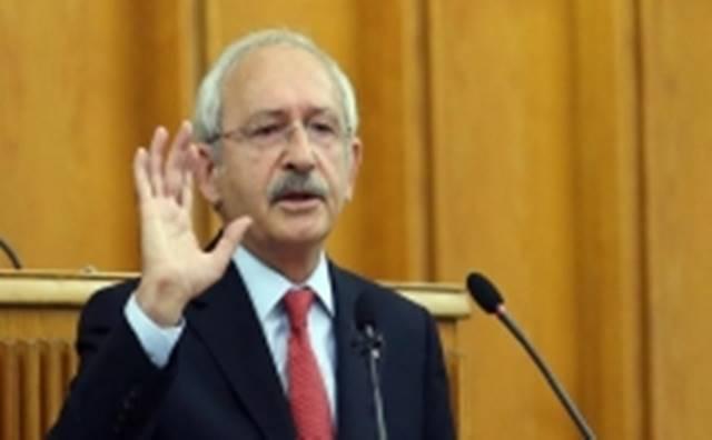 Kılıçdaroğlu 'Taşeron işçi sorununu Türkiye'nin gündemine ilk kez getiren parti CHP'dir'
