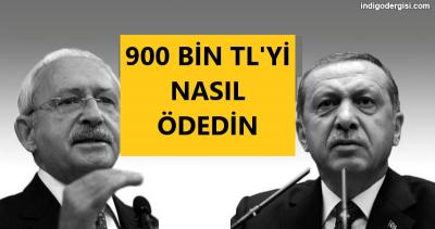 Kılıçdaroğlu, İcraya Yatırdığı 900 Bin Lirayı Nasıl Ödedi