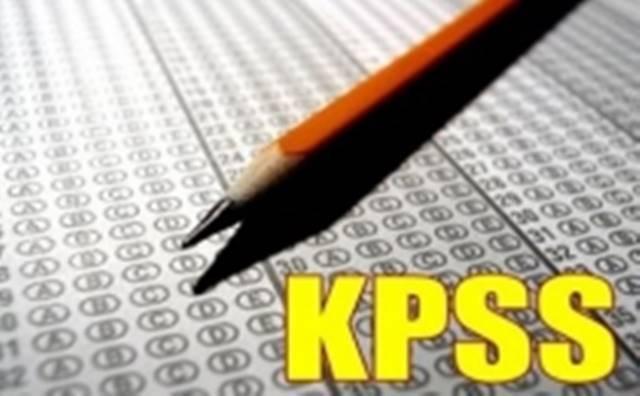 KPSS Lise Sınava Giriş Yerleri Belli Oldu