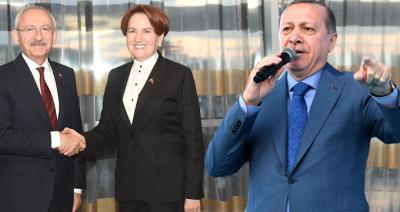 Kritik Kenti AKP'den Almak İçin İttifak Yapacaklar
