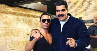 Maduro Yüzünden Halk Nusret'in Dükkanını Bastı