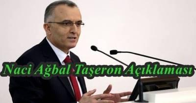 Maliye Bakanı Ağbal; 'Taşeron İşçilerinin Haklarını Güvence Altına Aldık'