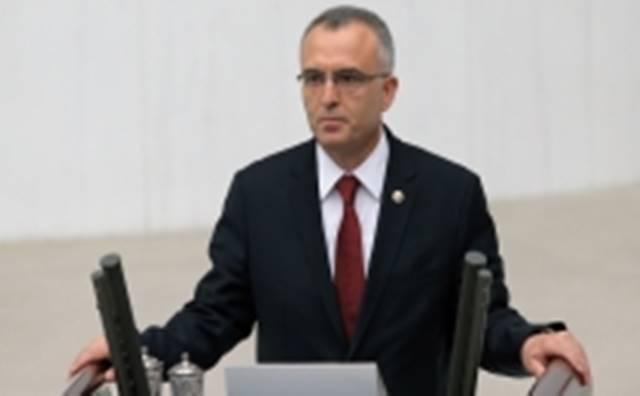 Maliye Bakanı Naci Ağbal Asgari Ücret Açıklaması