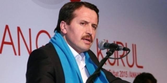 Memur-sen Başkanı Ali YALÇIN;