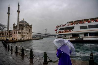 Meterolojiden İstanbul'lulara sağanak yağış uyarısı