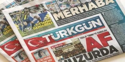MHP'nin Yeni Gazetesi 'TÜRKGÜN' Yayına Başladı