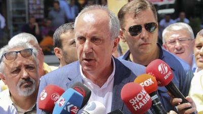 Muharrem İnce'den Erdoğan'a Sert Sözler