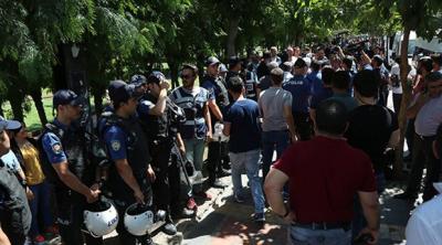 Polisten HDP'li Vekile: Seni Tanımıyorum