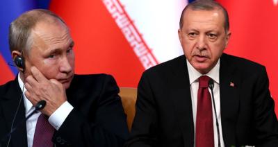 Putin, Erdoğan'ın Verdiği Rakama Şaşıp Kaldı!