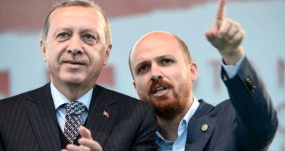 Recep Tayyip Erdoğan'a Müjde Oğlu Bilal Erdoğan'dan Geldi