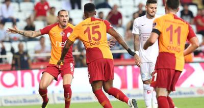 Ryan Donk, Galatasaray'a Hayat Verdi!