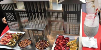 Sarayın 30 Ağustos Zafer Bayramı Menüsü: Ejder meyveli smoothie, starex eşliğinde aloevera