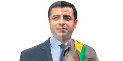 Selahattin Demirtaş ve Sırrı Süreyya Önder'e Hapis