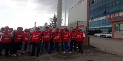 Sendikaya Üye 11 Taşeron İşçi İşten Çıkarıldı!