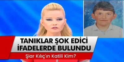 Şiar Kılıç'ın katili kim? Tanıklar şok edici ifadelerde bulundu!