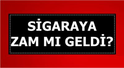 Sigaraya Zam Mı Geldi? İşte Erdoğan'nın ÖTV Açıklaması