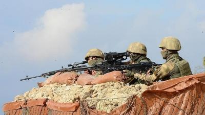 Şırnak'ta 4 terörist etkisiz hale getirildi!