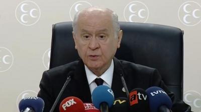 Son dakika | MHP lideri Devlet Bahçeli'den çok sert İnce çıkışı