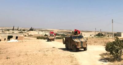 Suriye ve Irak Tezkeresi Meclise Sunuldu