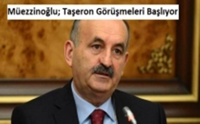Taşerona Kadro Son Durum! Mehmet Müezzinoğlu: Görüşmeler Başlıyor