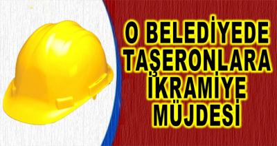 Taşeronda İlave Tediye İçin Önemli Haber: Belediye Şirketi İşçilerine İkramiye