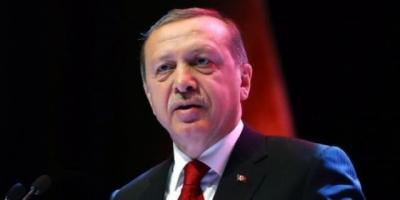 Trump Konuşurken Erdoğan Salonu Terk Etti