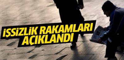 TÜİK Açıkladı, İşsizlik Sayısı Artıyor!