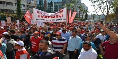 Türk-İş Üyesi İşçiler Krizden Etkilenmiyor Mu?