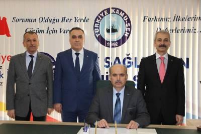 Türk Sağlık Sen; 'tüm çalışanlar kadrolu olsun'