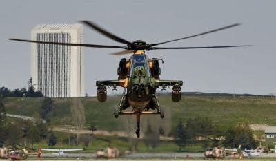 Türkiye'den dev Atak helikopteri satışı!
