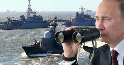 Uçağı Düşürülen Putin'den Akdeniz'e Kritik Hamle
