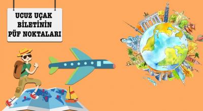 Ucuz Uçak Bileti Nasıl Alınır?