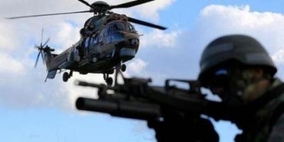 Üs Bölgelerine Saldırı Hazırlığındaki Teröristler Öldürüldü