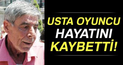 Usta oyuncu Ercan Yazgan hayatını kaybetti | Ercan Yazgan(Kapıcı Cafer) kimdir, nerelidir, neden öldü, kaç yaşında öldü?