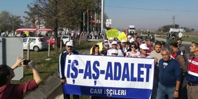 Valilik İstanbul'a Yürüş Eylemi Yapan İşçilerin Yürüyüşünü Yasakladı