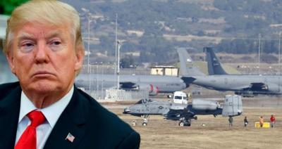 Washington Post Yazarından Trump'a İncirlik Uyarısı: 50 Nükleer Bombayı Unutma