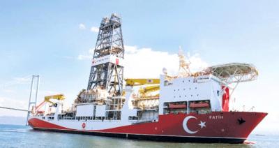 Yeni Sondaj Gemisi 'Fatih' İçin Tarih Verildi