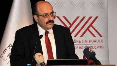 YÖK Başkanı Saraç: ″Hekim ve hemşire ihtiyacının 2024 yılında, ebe ve tıbbi sekreterlik mesleği ihtiyacının ise 2025 yılında tamamlanacağı öngörülmekte″